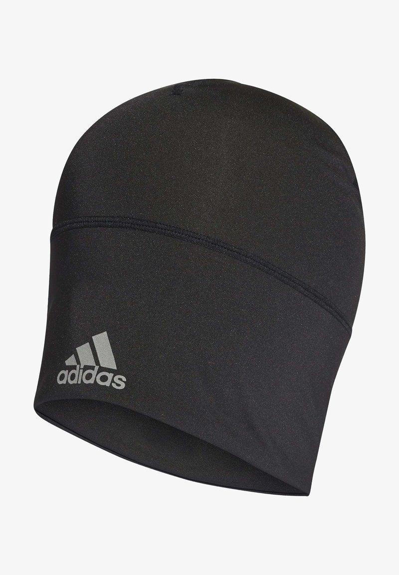 adidas Performance - AEROREADY BEANIE - Beanie - black