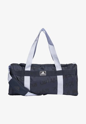 4ATHLTS DUFFEL BAG SMALL - Reiseveske - blue