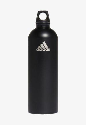 STEEL WATER BOTTLE .75 L - Borraccia - black
