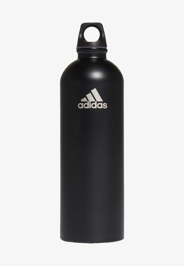 STEEL WATER BOTTLE .75 L - Vattenflaska - black