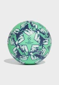 adidas Performance - UCL FINALE 19 REAL MADRID CAPITANO FOOTBALL - Fodbolde - green - 2