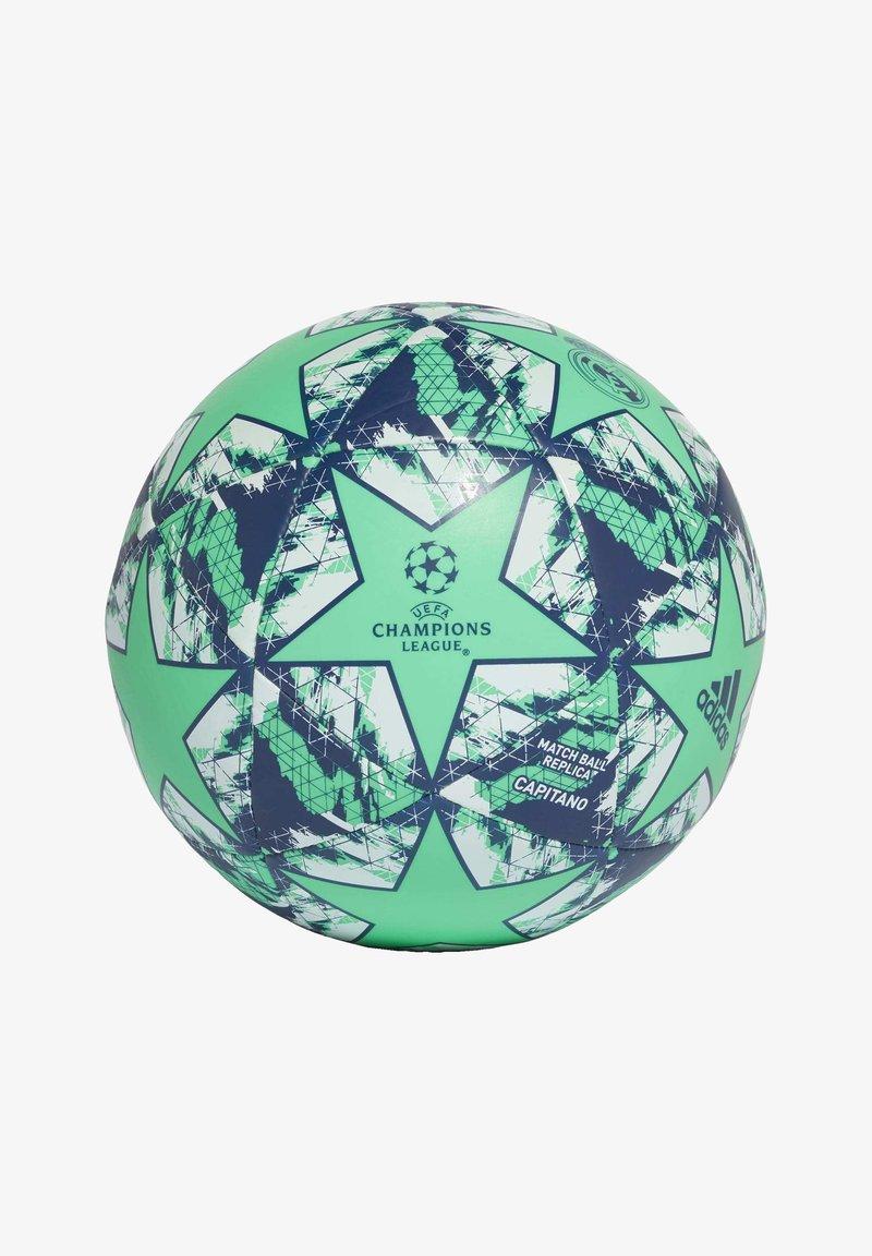adidas Performance - UCL FINALE 19 REAL MADRID CAPITANO FOOTBALL - Fodbolde - green