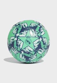 adidas Performance - UCL FINALE 19 REAL MADRID CAPITANO FOOTBALL - Fodbolde - green - 3