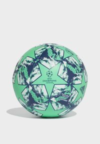adidas Performance - UCL FINALE 19 REAL MADRID CAPITANO FOOTBALL - Fodbolde - green - 1