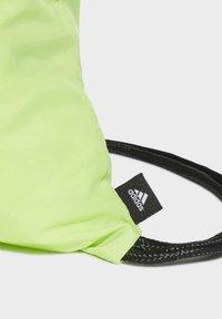 adidas Performance - GYM SACK - Urheilulaukku - green - 4
