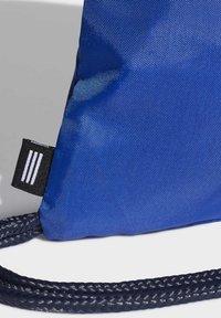 adidas Performance - GYM SACK - Rugzakje - blue - 4