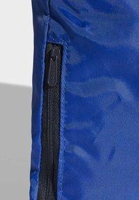 adidas Performance - GYM SACK - Rugzakje - blue - 3