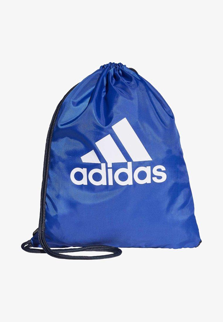 adidas Performance - GYM SACK - Rugzakje - blue