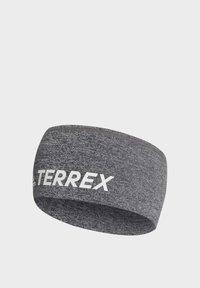 adidas Performance - TERREX TRAIL HEADBAND - Cache-oreilles - grey - 2