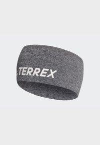 adidas Performance - TERREX TRAIL HEADBAND - Cache-oreilles - grey - 1