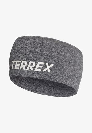 TERREX TRAIL HEADBAND - Oorwarmers - grey