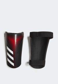 adidas Performance - TRAINING SHIN GUARDS - Scheenbeschermers - black - 1