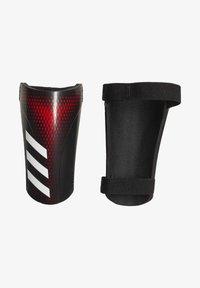 adidas Performance - TRAINING SHIN GUARDS - Nagolenniki - black - 0