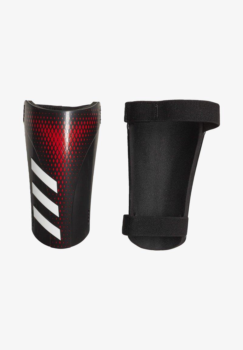 adidas Performance - TRAINING SHIN GUARDS - Scheenbeschermers - black
