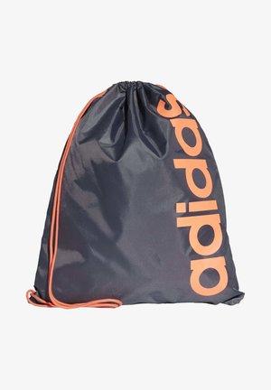 LINEAR CORE GYM BAG - Drawstring sports bag - grey
