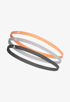 HAIRBAND 3 PACK - Hair styling accessory - orange