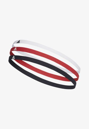 3 PACK - Håraccessoar - blue\white\red