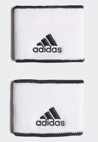 adidas Performance - TENNIS WRISTBAND SMALL - Sweatband - white - 2