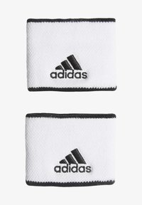 adidas Performance - TENNIS WRISTBAND SMALL - Sweatband - white - 0