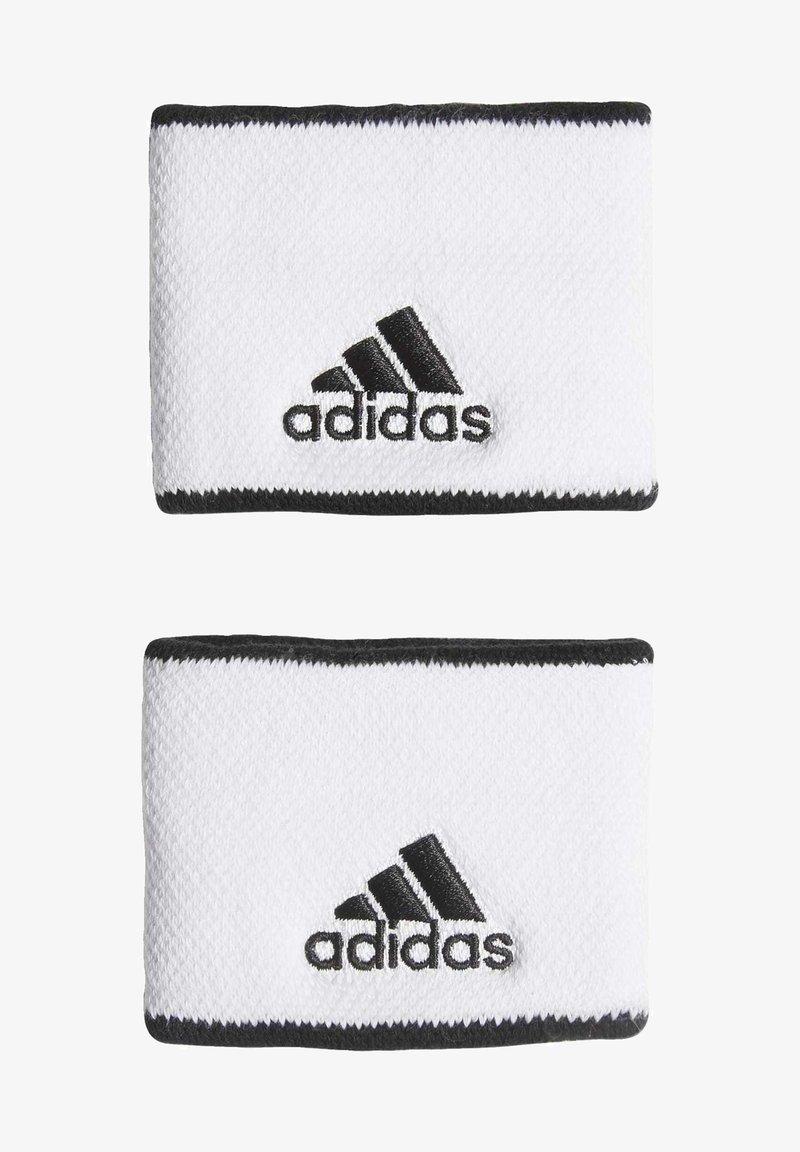 adidas Performance - TENNIS WRISTBAND SMALL - Sweatband - white
