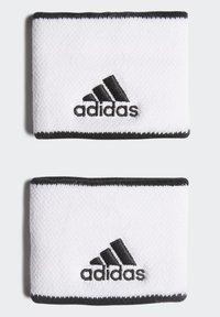 adidas Performance - TENNIS WRISTBAND SMALL - Sweatband - white - 3