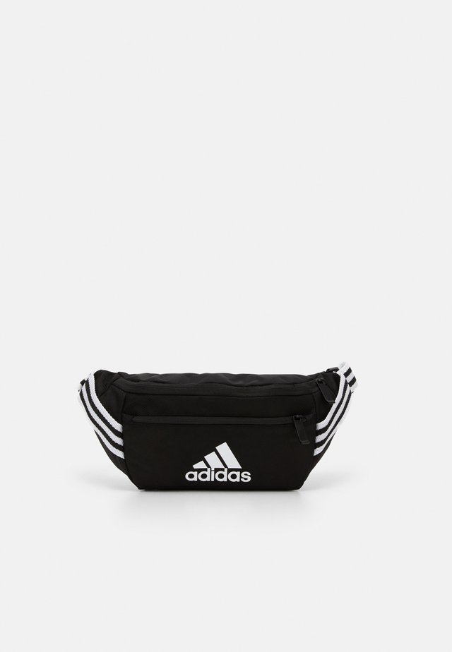 LOGO TRAINING SPORTS WAISTBAG UNISEX - Ledvinka - black
