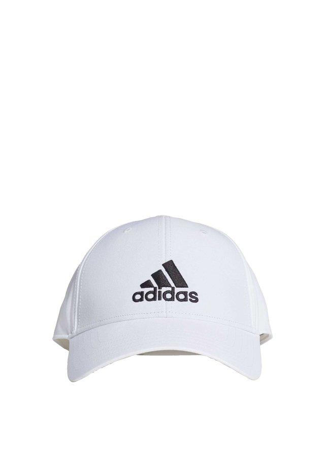 Cap - white/white/black