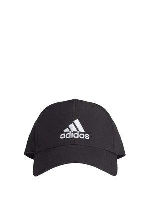 Caps - black/black/white
