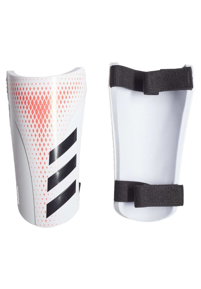 PREDATOR 20 TRAINING SHIN GUARDS - Scheenbeschermers - white