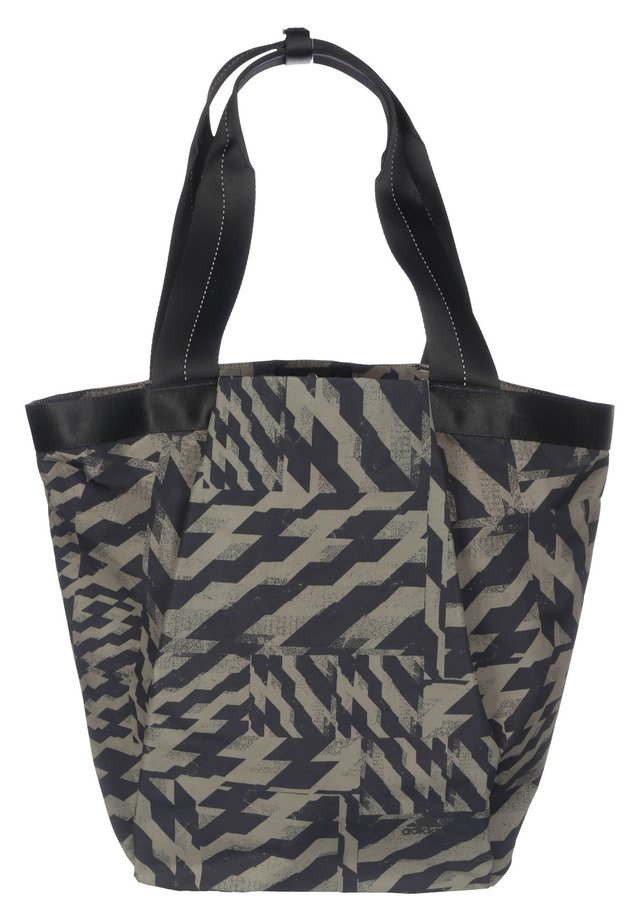 GRAPHIC - Sports bag - legacy green