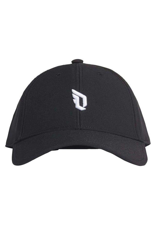 DAME CAP - Keps - black