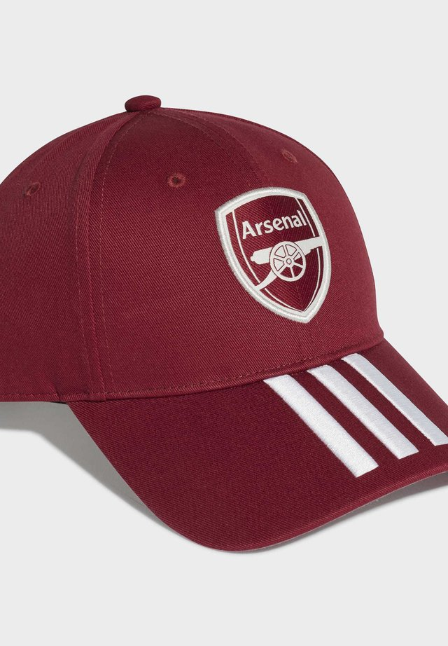ARSENAL BASEBALL CAP - Caps - burgundy