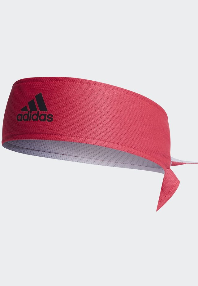 TENNIS TIEBAND 2-COLOURED AEROREADY - Overige - pink