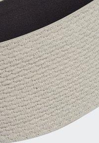 adidas Performance - GRAPHIC HEADBAND - Hoofdbedekking - grey - 5