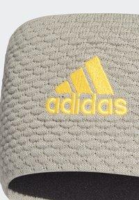 adidas Performance - GRAPHIC HEADBAND - Hoofdbedekking - grey - 4