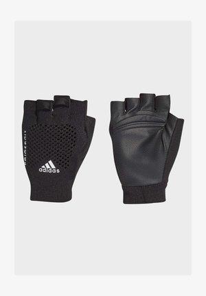 Kortfingerhandsker - black