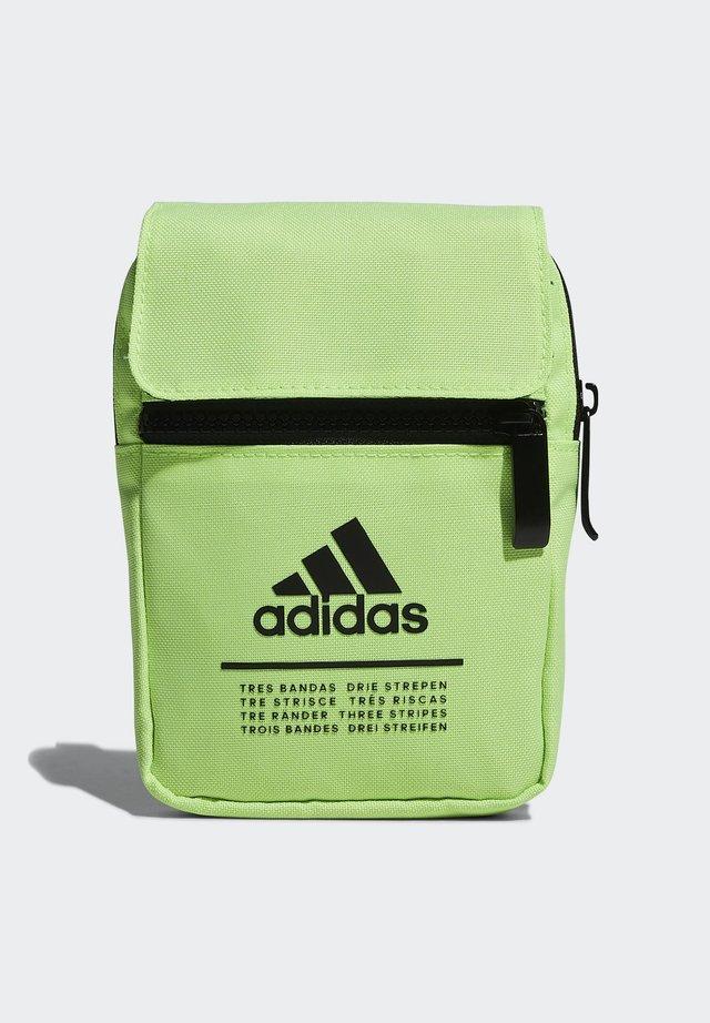 CLASSIC ORGANIZER BAG - Axelremsväska - green