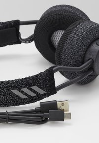 adidas Performance - RPT-01 BLUE TOOTH HEADPHONES - Høretelefoner - night grey
