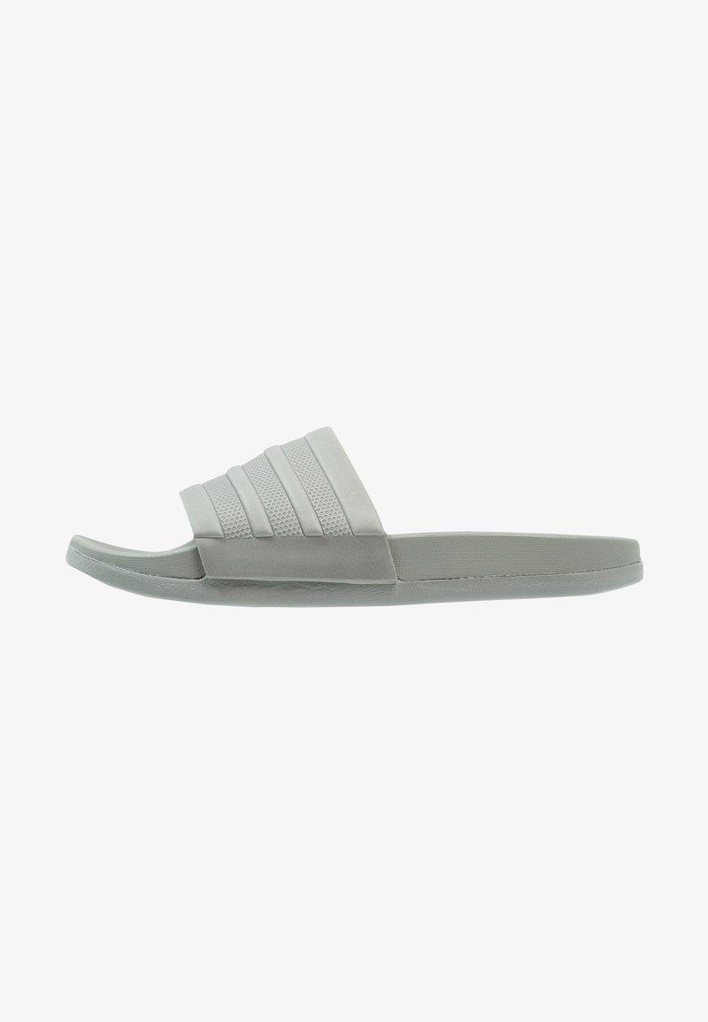 adidas Performance - ADILETTE MONO - Badesandale - grey three