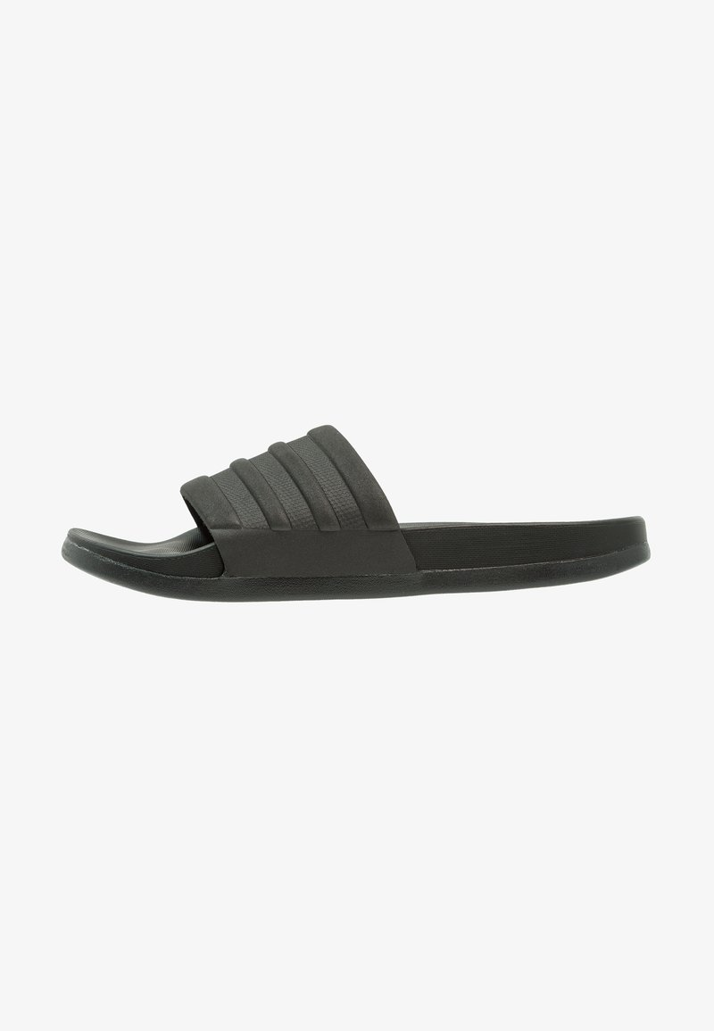 adidas Performance - ADILETTE MONO - Pool slides - core black