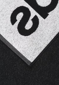 adidas Performance - TOWEL L - Asciugamano - black/white - 2
