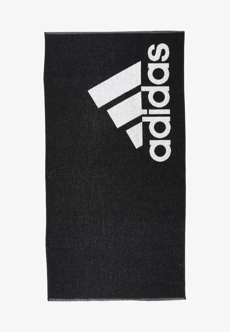 adidas Performance - TOWEL L - Handdoek - black/white