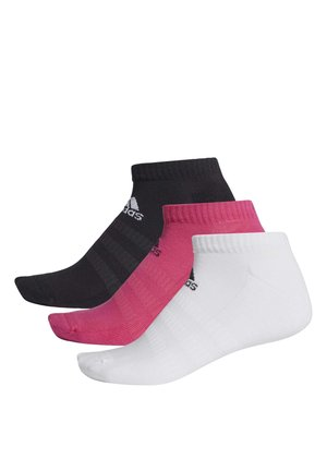 CUSHIONED LOW-CUT SOCKS 3 PAIRS - Sportsokken - burgundy