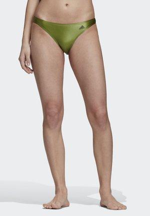 CHEEKY BIKINI BOTTOMS - Bikinialaosa - green
