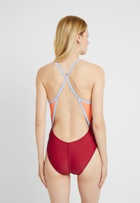 adidas Performance - FIT SUIT - Swimsuit - actmar/globlu - 2