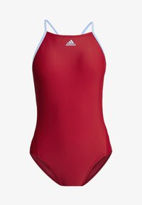 adidas Performance - FIT SUIT - Swimsuit - actmar/globlu - 3
