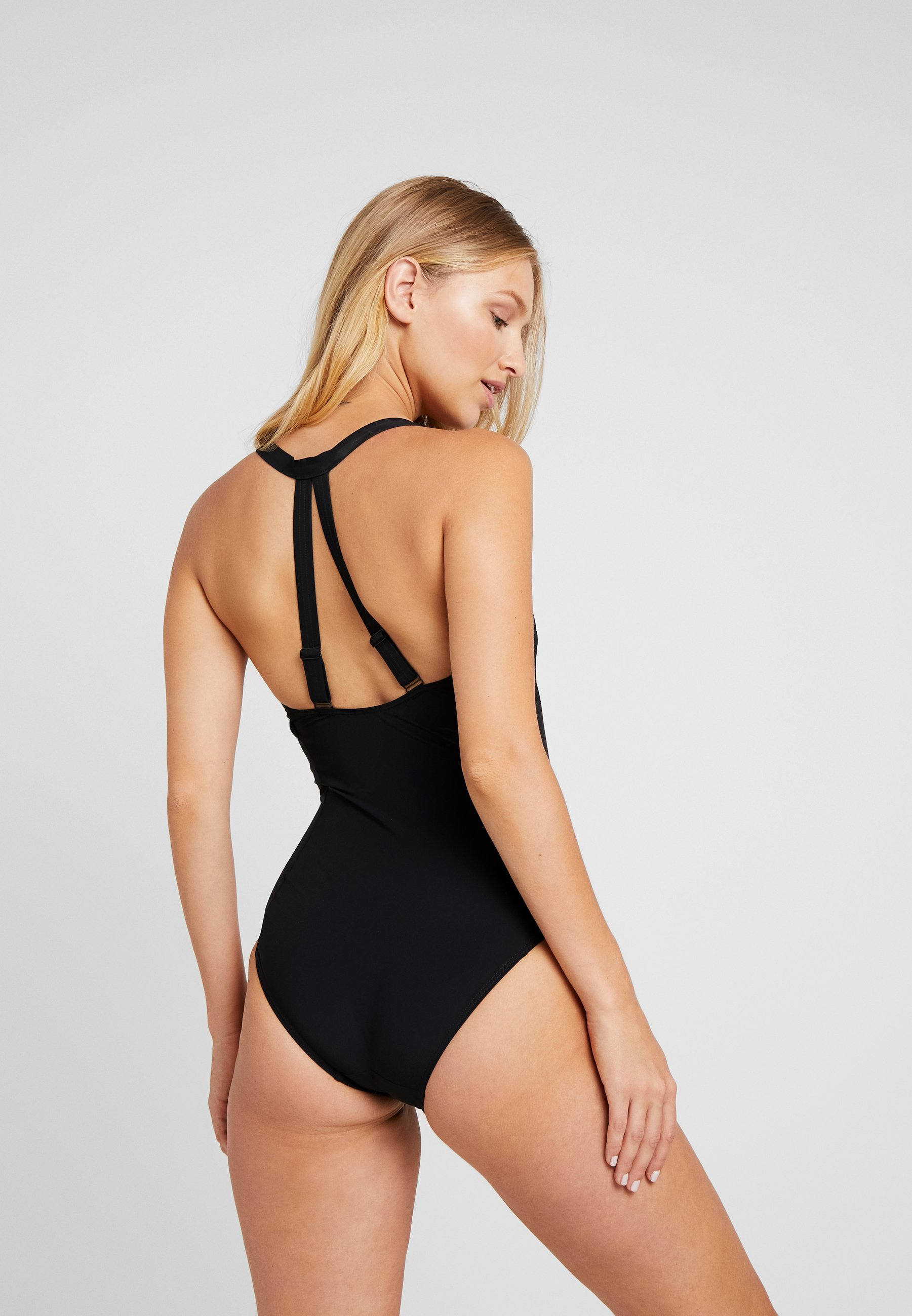 Fit SolMaillot Black Suit Bain Adidas Performance De YW2H9IeED