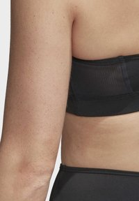 adidas Performance - ALL ME SWIM TOP - Bikinitopp - black - 5