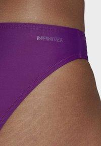 adidas Performance - 3-STRIPES BIKINI - Bikini - purple - 6