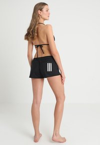 adidas Performance - SHORT - Spodní díl bikin - black/white - 2